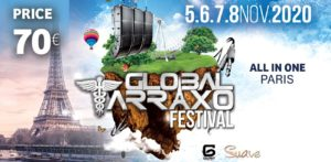 Global Tarraxo Festival Paris